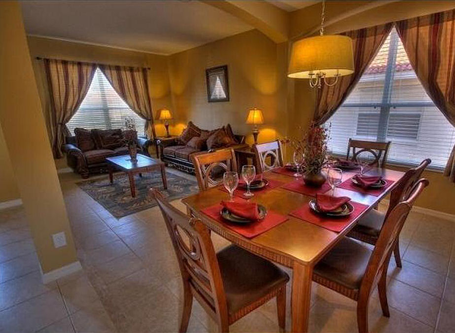 Disney holiday villa rental